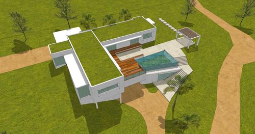 Casa Arvoredo I