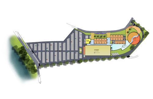 Centro de Convenções em Caxambu