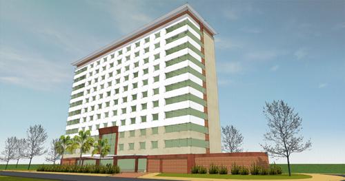 Hotel em Porto Velho