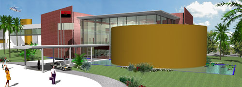 Centro de Convenções em Luanda