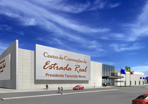 Centro de Convenções em São Lourenço