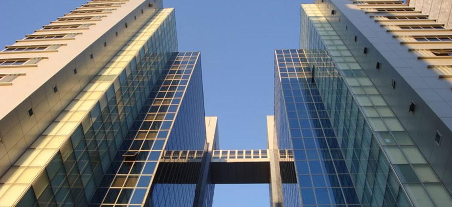 Twin Towers - Tribunal de Justiça em Belo Horizonte